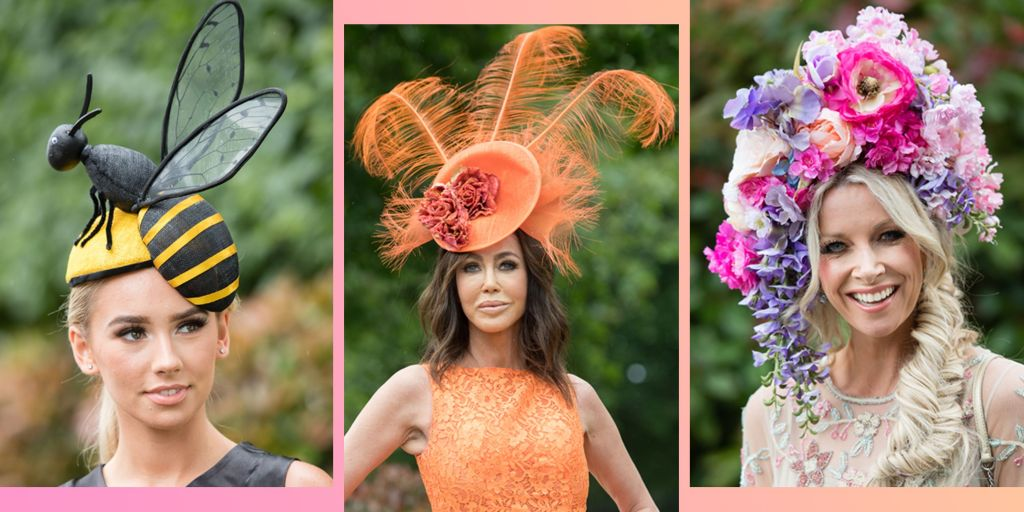 Whether you want to dress more traditionally or go totally wild, there is no more stylish venue than Royal Ascot to do it.